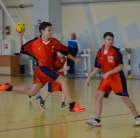 The final stage of the All-Russian children`s handball league conducted with the support of the SAFMAR foundation, held in Moscow and the Moscow region