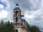 With the support of the SAFMAR foundation in the Yaroslavl region begins the reconstruction of the Dormition temple