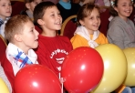 SAFMAR helped to present children the «Charitable Spring»