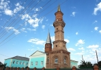 SAFMAR foundation supported the restoration of the Central Mosque  in the city of Orsk